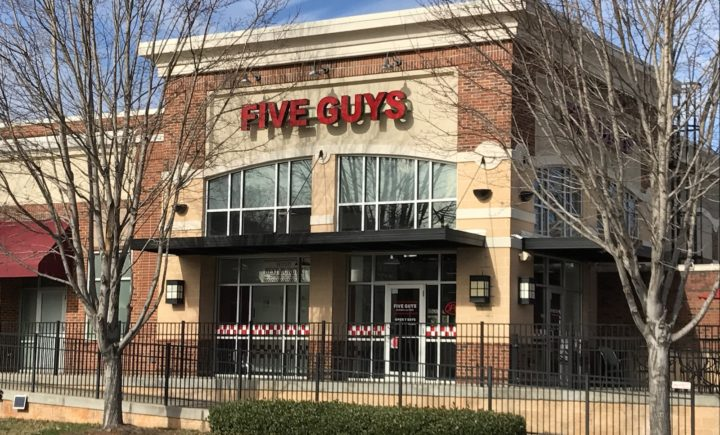 Five Guys- Galleria