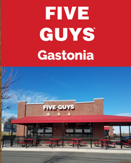 Five Guys Gatonia
