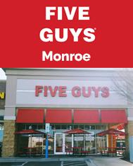 Monroe Five Guys
