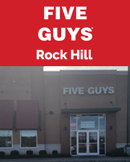 Rock Hill Five Guys