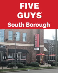 South Borough Five Guys