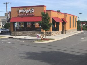 PSP HOLDINGS ANNOUNCES THE RE-OPENING OF POPEYES LINCOLNTON ON WEDNESDAY MAY 17th at 10 a.m.!