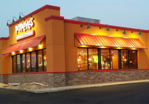 Popeyes Sumter