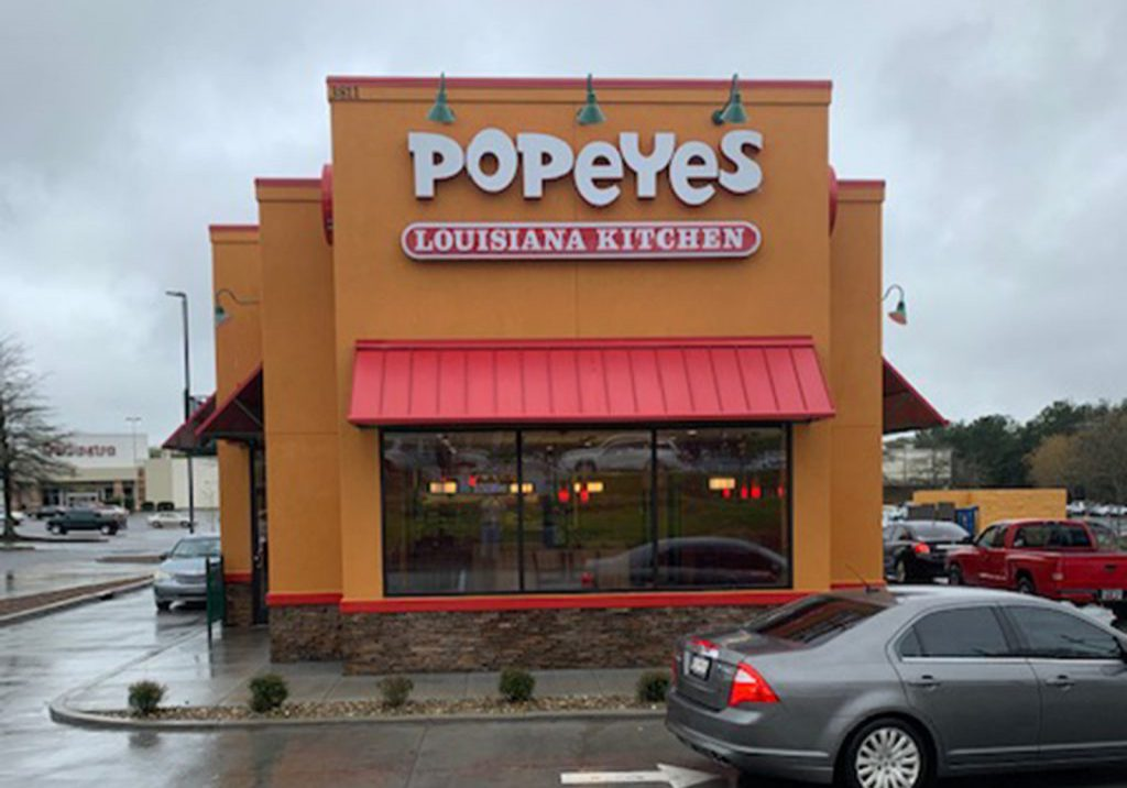 Anderson Popeyes