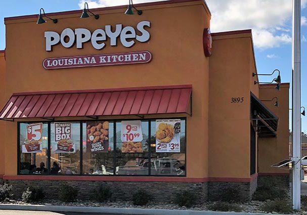 Boiling Springs Popeyes