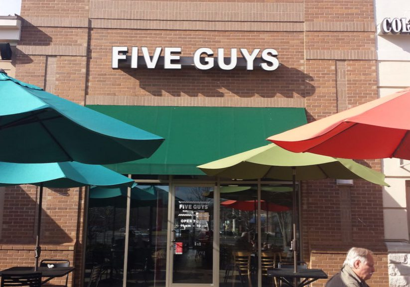 Five Guys- Blakeney1
