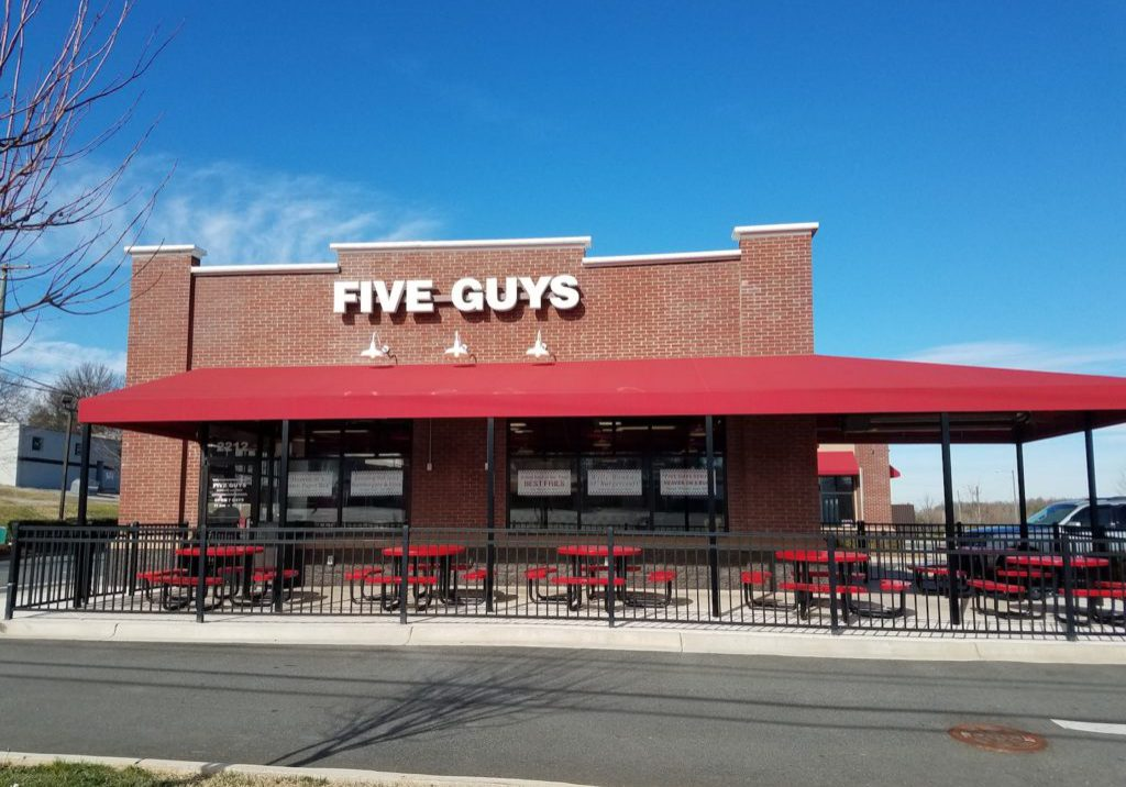 Five Guys-Gastonia