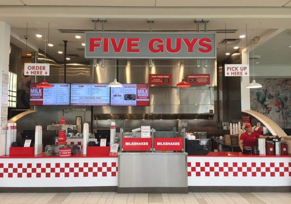 Five Guys- South Park